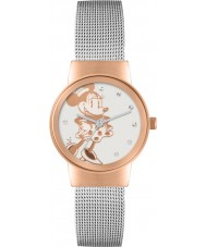 Disney MN1312 Relógio de rato Minnie das senhoras