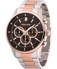 Police 15001JSTR-02M Relógio de corrida para homens