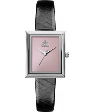 Vivienne Westwood VV115PKBK Ladies berkley sqaure watch