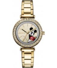 Disney by Ingersoll ID00304 ouro das senhoras união banhado relógio pulseira