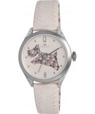 Radley RY2177 Ladies creme de relógio pulseira de couro