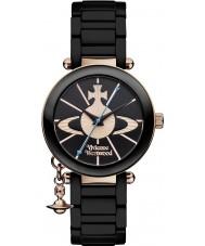 Vivienne Westwood VV067RSBK Relógio de Ladies Kensington