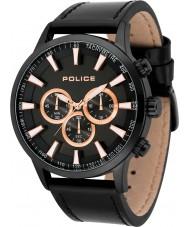 Police 15000JSB-02 Relógio momentum para homens
