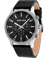 Police 15002JS-02 Relógio de ritmo dos homens