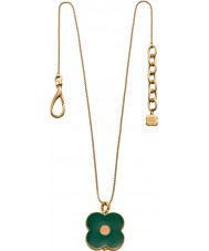 Orla Kiely N4155 Ladies camille necklace