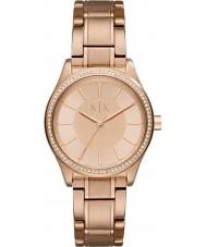 Armani Exchange AX5442 Vestido de damas relógio