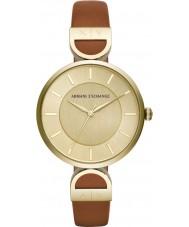 Armani Exchange AX5324 Senhoras vestido relógio