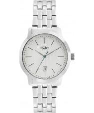 Rotary GB42825-02S Relógio para homens