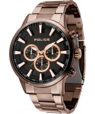 Police 15000JSBN-02M Relógio momentum para homens