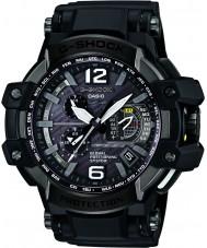 Casio GPW-1000-1BER Solar dos homens g-shock alimentado relógio preto cinta mista