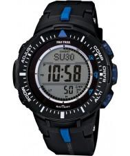 Casio PRG-300-1A2ER Mens pró-treck resina preta pulseira de relógio