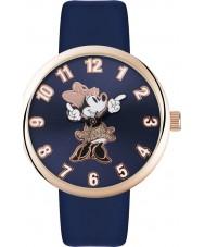 Disney MN1471 Relógio de rato Minnie das senhoras