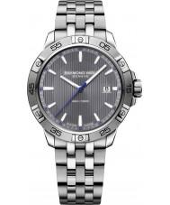 Raymond Weil 8160-ST2-60001 Mens tango relógio pulseira de aço de prata