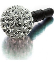 Shimla shimla-charm01 glitterball Firerock telefone móvel