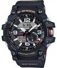 Casio GG-1000-1AER Mens g-choque auto luz conduzida da pulseira de relógio resina preta