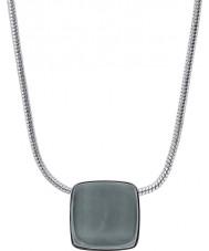 Skagen SKJ0868040 colar de prata Ladies mar de vidro