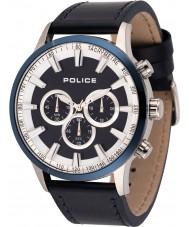 Police 15000JSTBL-03 Relógio momentum para homens