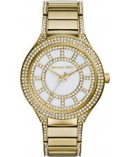 Michael Kors MK3312 Ladies Kerry ouro relógio banhado