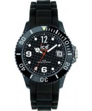 Ice-Watch 000133 Sili relógio pulseira preta para sempre