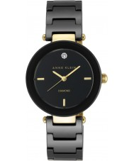 Anne Klein AK-N1018BKBK Ladies alice watch