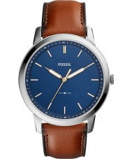Fossil FS5304 Relógio minimalista para homens