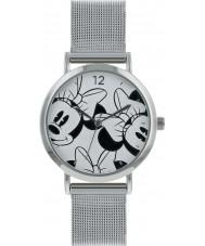 Disney MN8007 Relógio de rato Minnie das senhoras