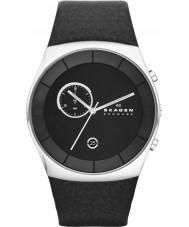 Skagen SKW6070 Mens Klassik relógio cronógrafo preto