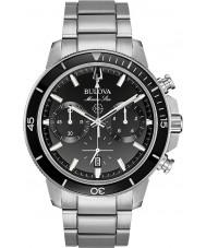 Bulova 96B272 Relógio da estrela marinha masculina