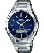 Casio WVA-M640D-2AER Mens onda Ceptor relógio movido a energia solar
