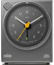 Braun BNC004GYGY Voz despertador controle - cinza