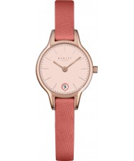 Radley RY2382 Ladies Long Acre relógio com pulseira de couro papaya