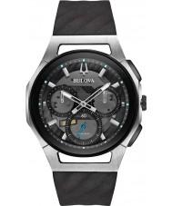 Bulova 98A161 Relógio curvado progressivo para homens