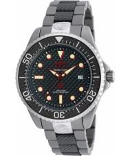 Invicta 90283 Mens pro mergulhador dois tons relógio pulseira mista