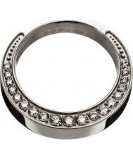 Edblad 81117 Ladies eureka anel de aço - tamanho l (xs)