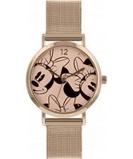 Disney MN8006 Relógio de rato Minnie das senhoras