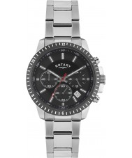 Rotary GB00173-04S Relógio para homens