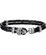 Thomas Sabo A1697-823-11-L18-5 Bracelete rebelde no coração