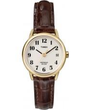 Timex T20071 Ladies natural castanho fácil relógio leitor