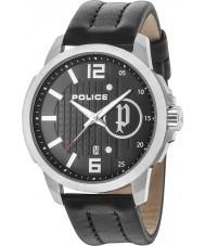 Police 15238JSBU-02 Relógio do pelotão masculino
