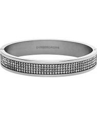 Dyrberg Kern 333827 Ladies i prata heli banhado a pulseira