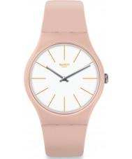 Swatch SUOT102 Ladies beigesounds watch