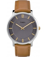 Timex TW2R49700 Relógio metropolitano da skyline
