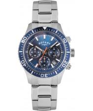 Rotary GB00358-05 Relógio para homens