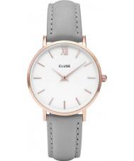 Cluse CL30002 relógio Ladies minuit
