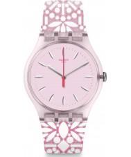 Swatch SUOP109 Relógio feminino das senhoras