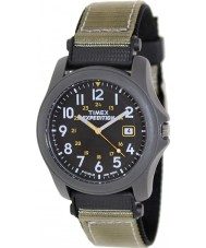 Timex T42571 Mens campista preto expedição relógio
