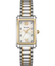 Bulova 98S144 Ladies Diamond Watch