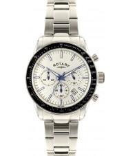 Rotary GB00470-01 Relógio para homens