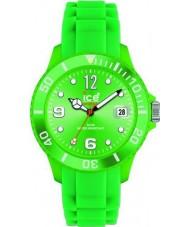 Ice-Watch 000146 Sili relógio cinta para sempre verde