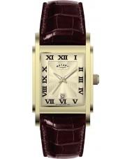 Rotary GS00004-09S Relógio para homens